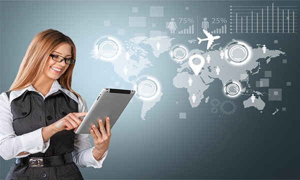 different types of travel agents